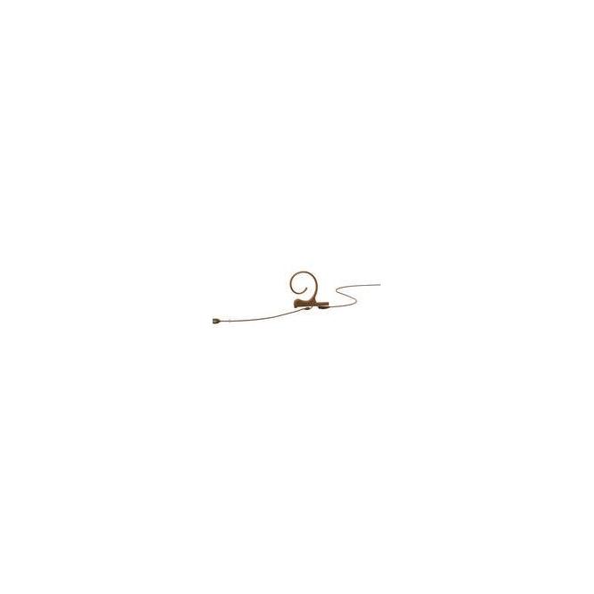 DPA FIDC00 d:fine Single-Ear Directional Headset Mic, Brown, 120 mm Boom, MicroDot
