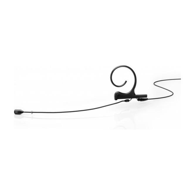 DPA 4066-B Omni Headset Mic, Black, MicroDot