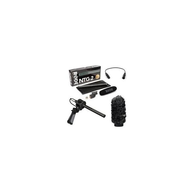 Rode NTG2 Microphone Package B