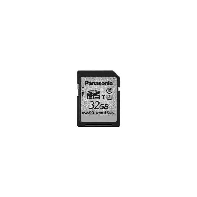 Panasonic PAN-RP-SDUC32GAK 32GB SD Memory Card