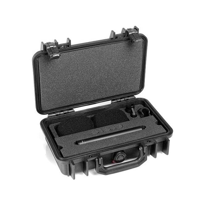 DPA ST2006A, ST2006, A ST2006-A, ST2006/A Stereo Pair w. 2 x 2006A, Clips, Windscreens in Peli Case