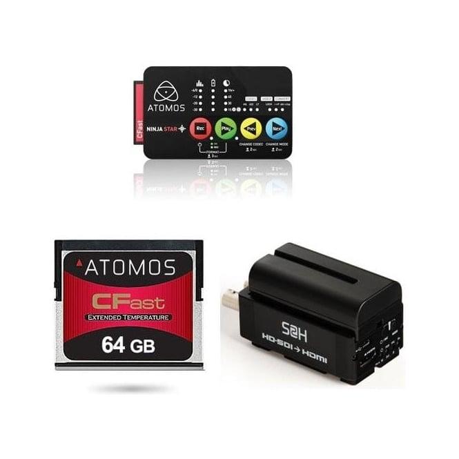 Atomos ATOMOSNINJASTARPACKB  Ninja star package b