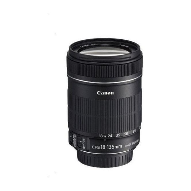 Canon EF-S-18-135mm-f/3.5-5.6-IS Lens