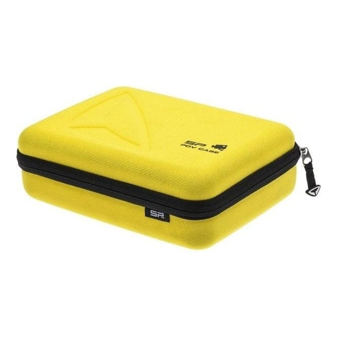 SP Gadgets GA0007 Camera Storage Case - yellow