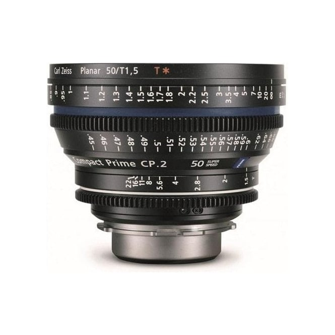 Carl Zeiss 1957-558 compact prime lens CP.2  1.5/85 T* - metric Super Speed