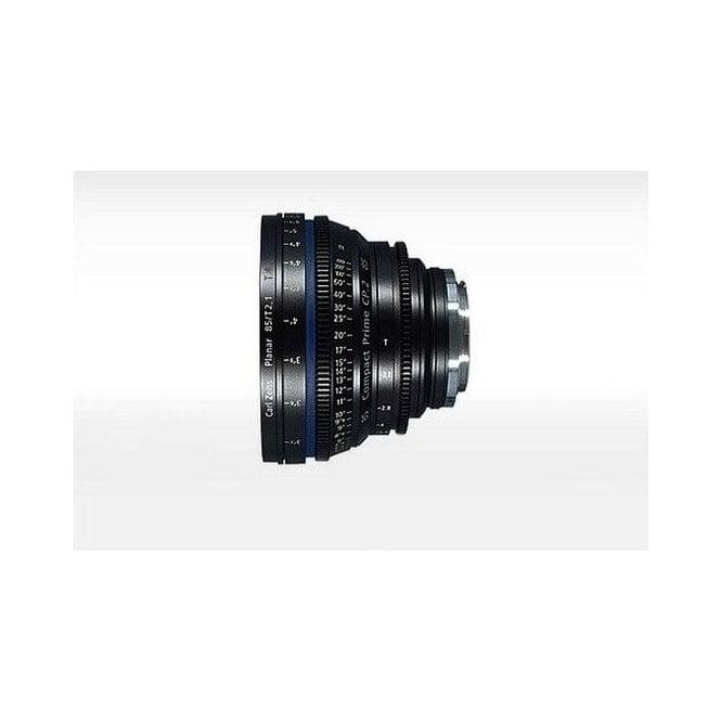 Carl Zeiss 1889-099 Compact Prime Lens  CP.2  2.1/100 CF T* - metric