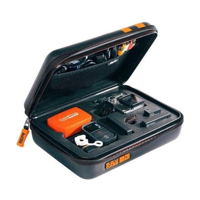 SP Gadgets GA0026 Aquacase Waterproof Storage Case for GoPro cameras and accessories - black