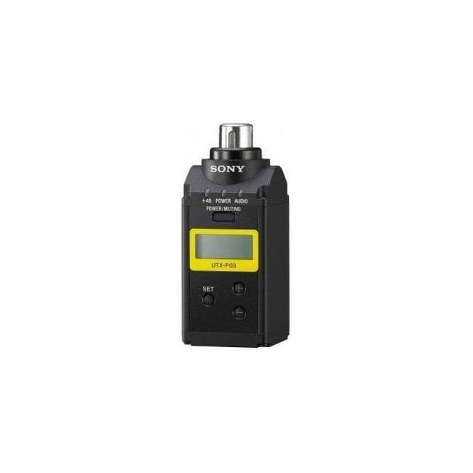 Sony UTX-P03/K21 UWP-D Plug on transmitter