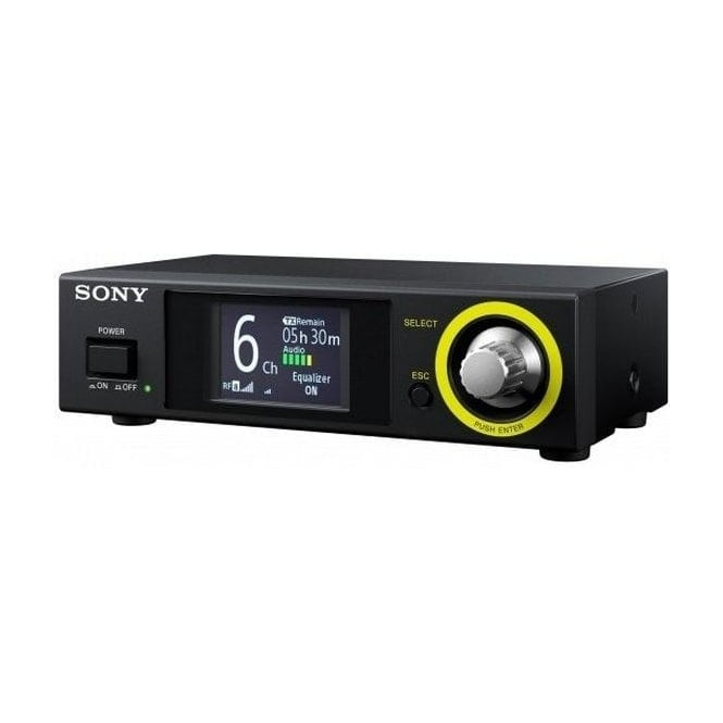 Sony ZRX-HR50//CEK Digital Wireless Receiver UK Version