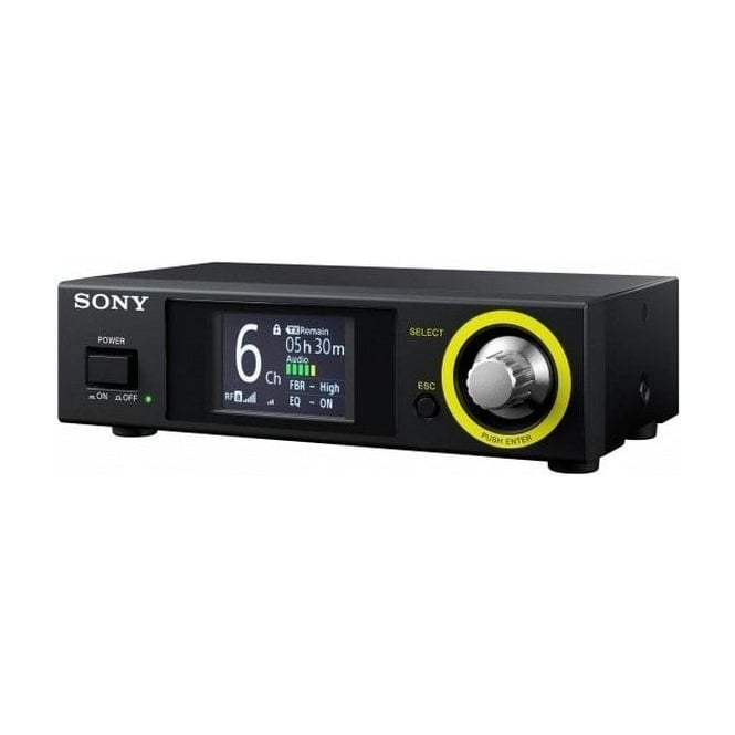 Sony ZRX-HR70//EU EU Power Supply Digital Wireless Rack Mount type Receiver