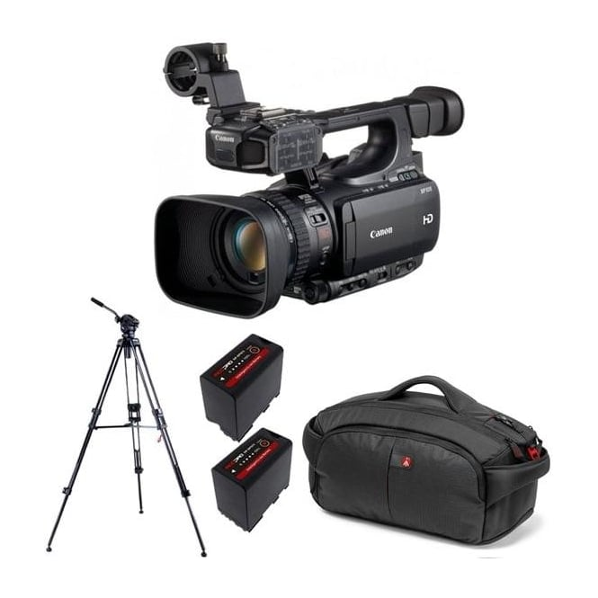 Canon XF105 package c