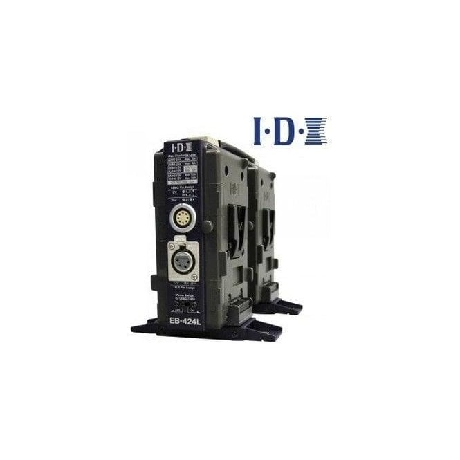 IDX EB-424L 4 Ch. V-Mount Power Base Station