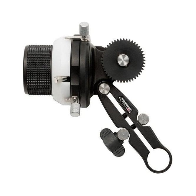 Alphatron ALP-PP19 ProPull 19mm Follow Focus Kit