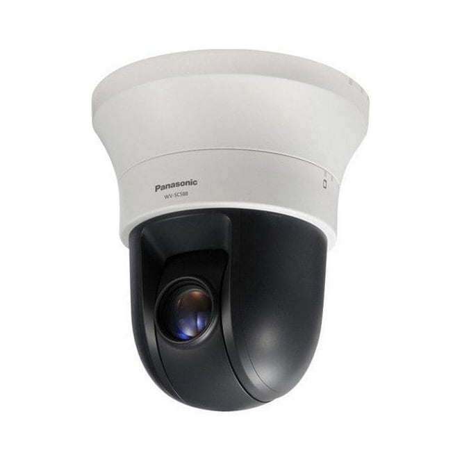 Panasonic PAN-WVSC588E Full HS IP Internal PTZ Camera