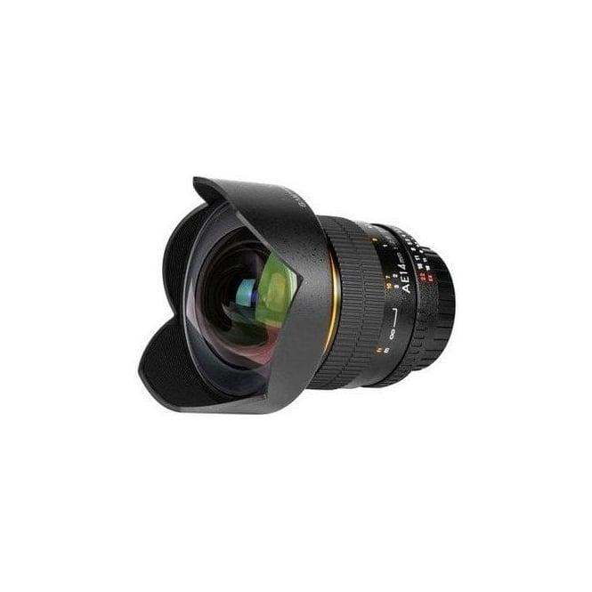 Samyang 7764 10mm F2.8 Lens MICRO 4-THIRDS