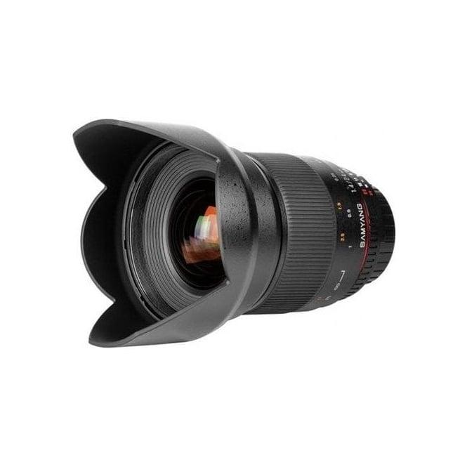 Samyang 7639 24mm F1.4 Lens 4-THIRDS