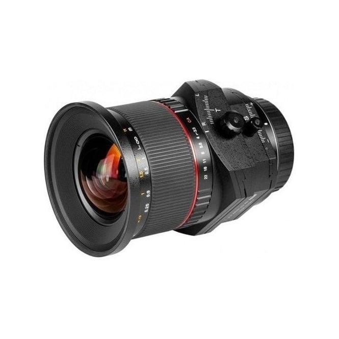Samyang 7691 24mm F3.5 T-S Lens CANON