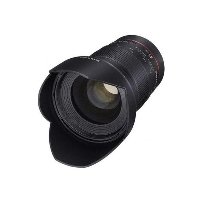 Samyang 7644 35mm F1.4 Lens CANON AE