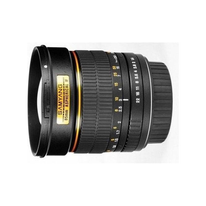 Samyang 7656 85mm F1.4 Lens CANON