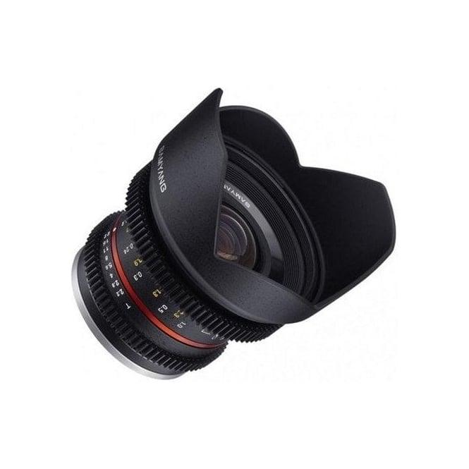 Samyang 7791 12mm T2.2 VDSLR Lens FUJI X