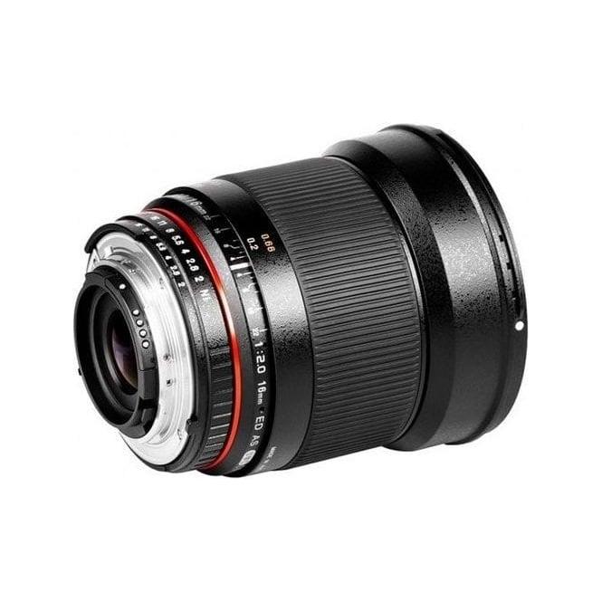 Samyang 7435 16mm T2.2 VDSLR Lens FUJI X