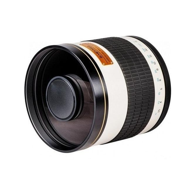 Samyang 7582 800mm MIRROR F8 T-MOUNT Lens