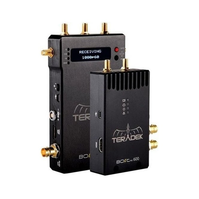 Teradek TER-BOLT-960 Bolt Pro 600 Set Wireless HD-SDI / HDMI Dual format Transmitter / Receiver Set - 600ft
