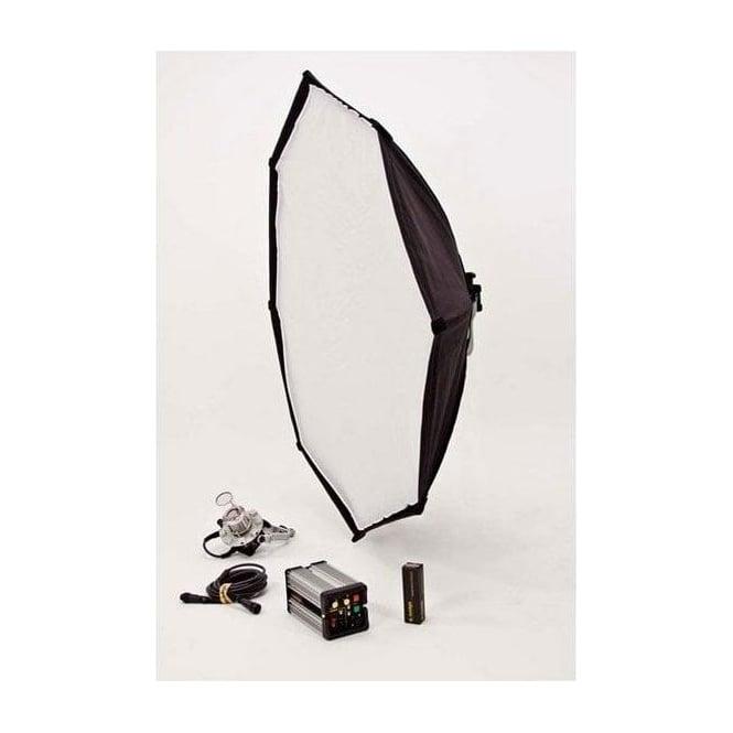 Dedolight SYS-400S-OCT5 Soft light head, 400/575 W daylight/tungsten kit