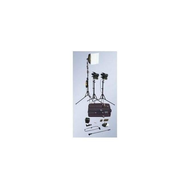 Dedolight SPS3 Soft light head, 100W/150W tungsten kit