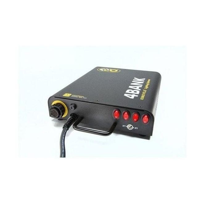 Kino Flo BAL-457-230U Select/DMX 4Bank Ballast, Univ 230VAC