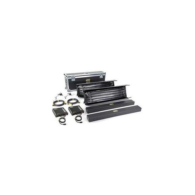 Kino Flo KIT-2GF-X230U Gaffer DMX Kit 2-Unit, Univ 230VAC