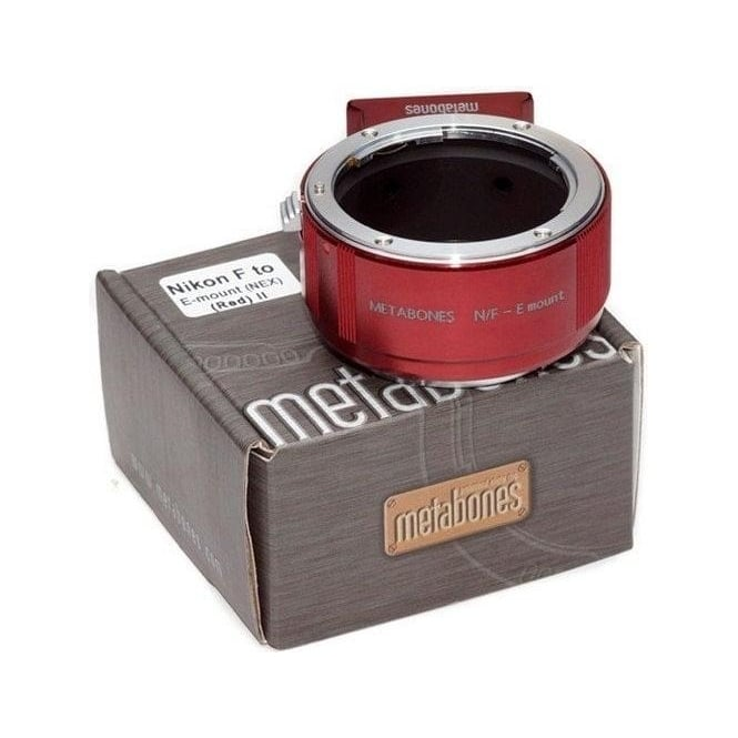 Metabones MB_NF-E-RM2 Nikon F to E-mount/NEX RED II