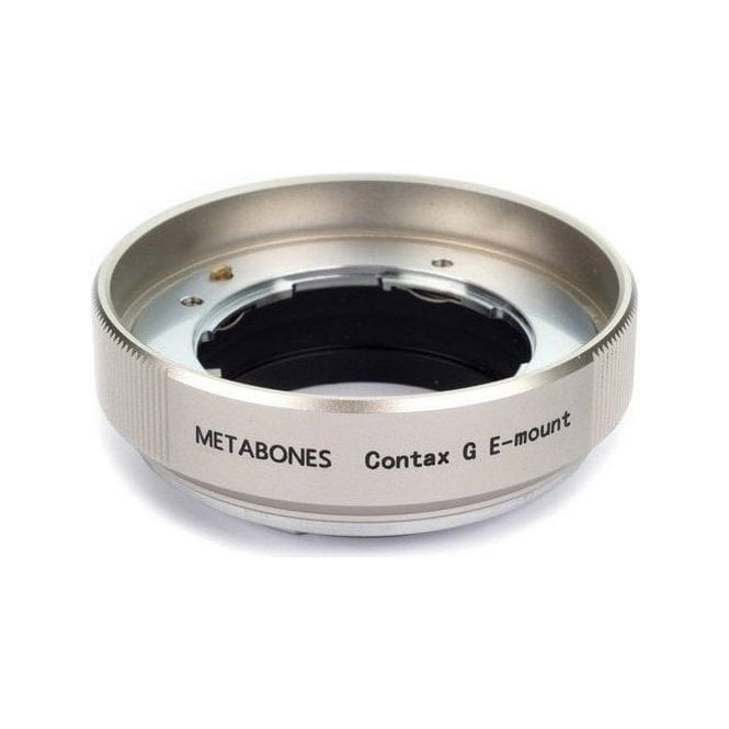Metabones MB_CG-E-GD2 Contax G to E-mount/NEX GOLD