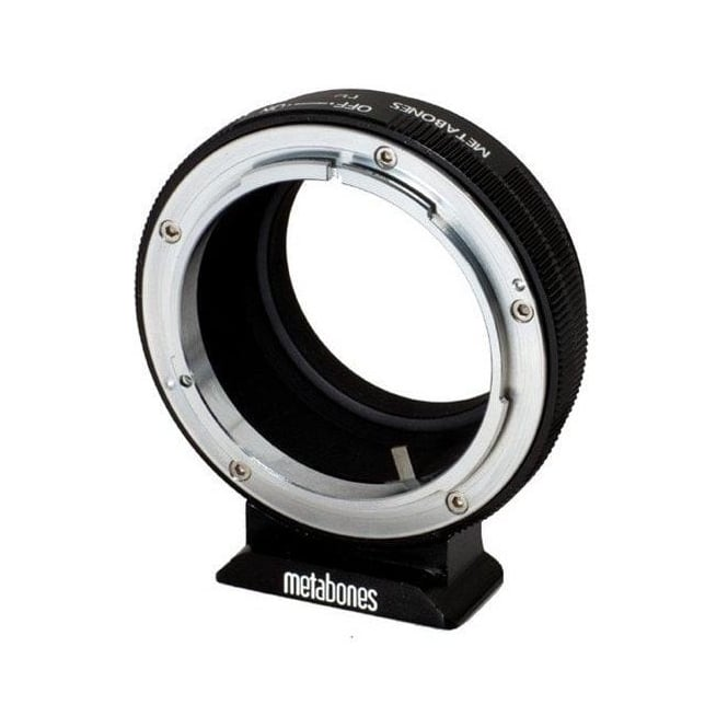 Metabones MB_FD-E-BM1 Canon FD to Emount adapter Black Matt