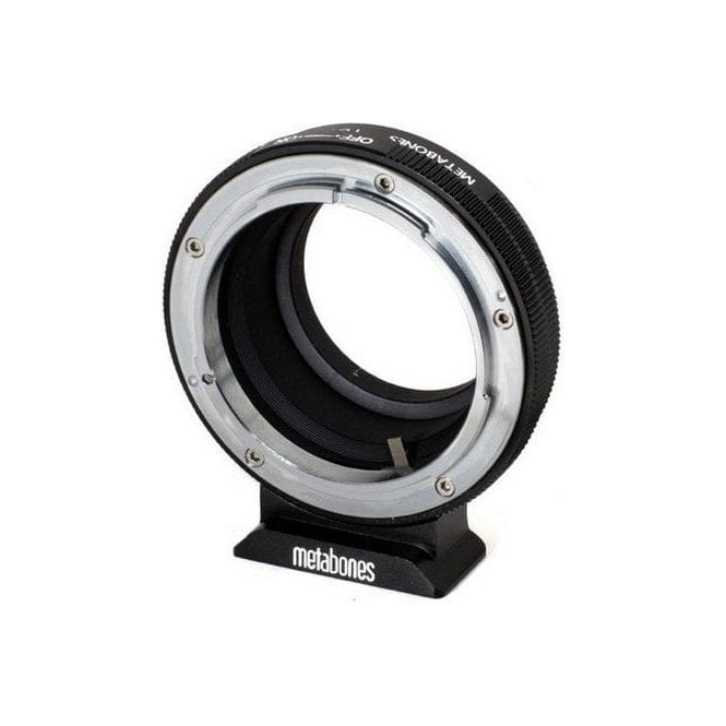 Metabones MB_FD-X-BM1 Canon FD to Xmount adapter Black Matt