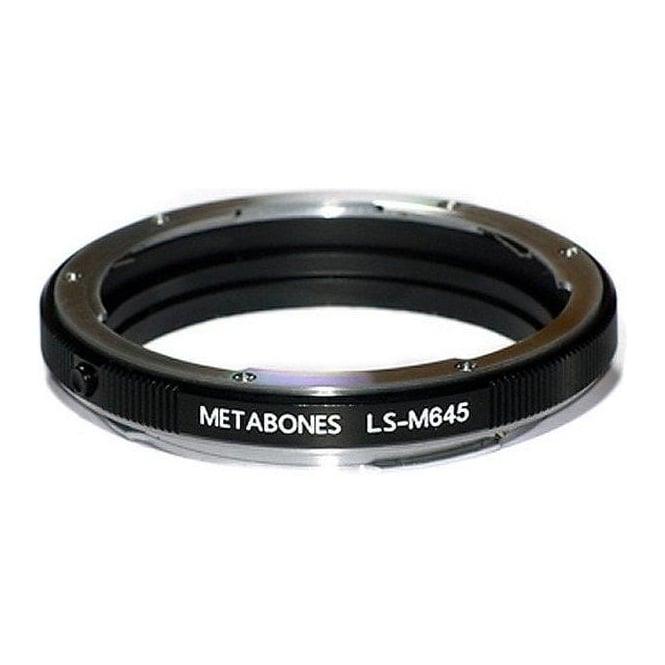 Metabones MB_M645-LS-BM1 Leica S to Mamiya 645