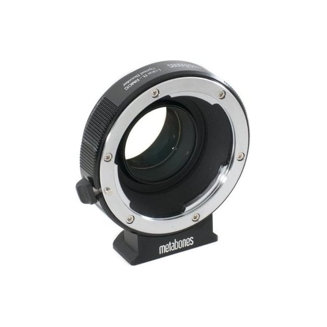 Metabones MB_SPLR-BMCC-BM1 Leica R to BMCC Speed Booster Black Matt