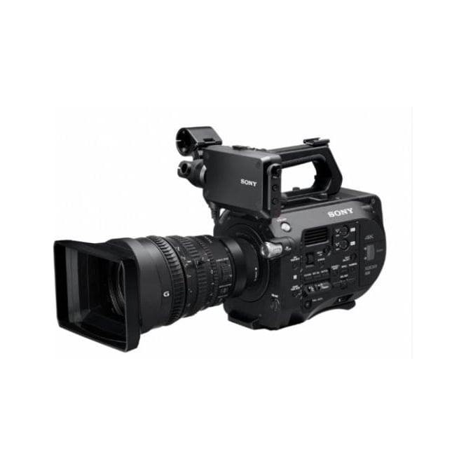 Sony PXW-FS7K 35mm XDCAM Camera with Lens
