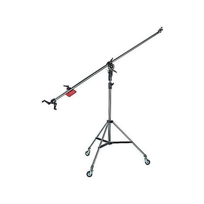 Manfrotto superboom black light boom stand
