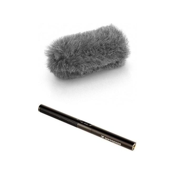 Sennheiser MKE 600 Camera Microphone with fluffy package A