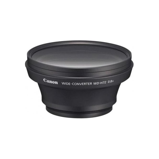 Canon WD-72H Wide Angle Lens Adaptor
