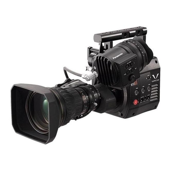 "Panasonic PAN-AUV23HS1G Varicam HS 2/3"" Camera Head"
