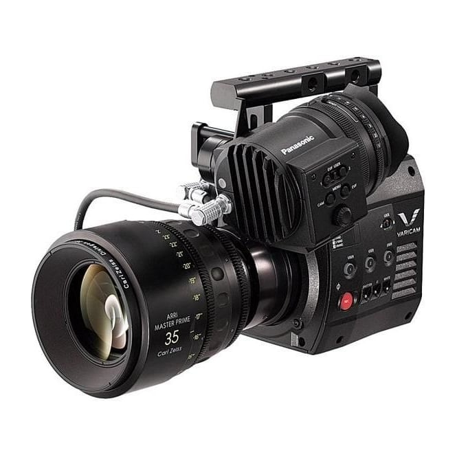 Panasonic PAN-AUV35C1G Varicam 35 4K Camera Head