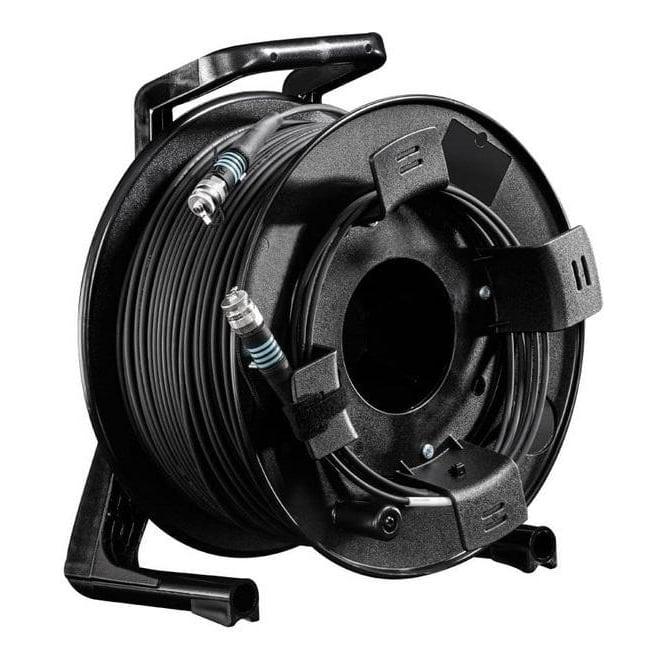 FieldCast FCT-4CMMH200 4Core Multimode Heavy Duty 200m Fibre Cable