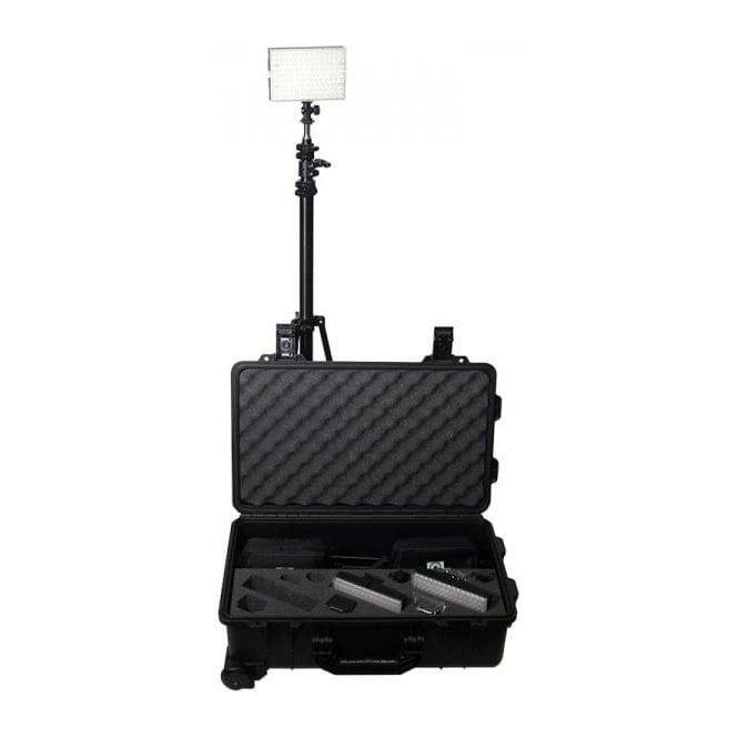 Datavision DVS-LEDGO-RKBC LEDGO3 Light Bi-Colour Reporter Lighting Kit