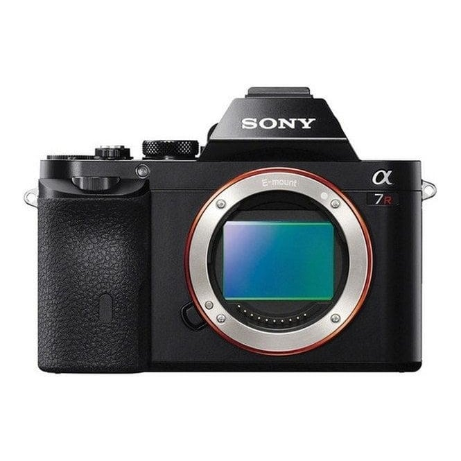Sony ILCE7R/B α7R E-mount Camera with Full Frame Sensor