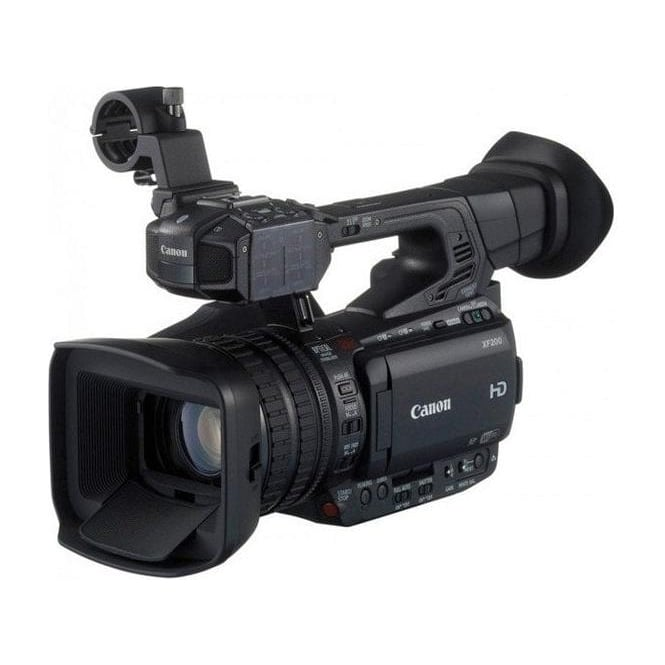 Canon XF200 Compact HD Camcorder