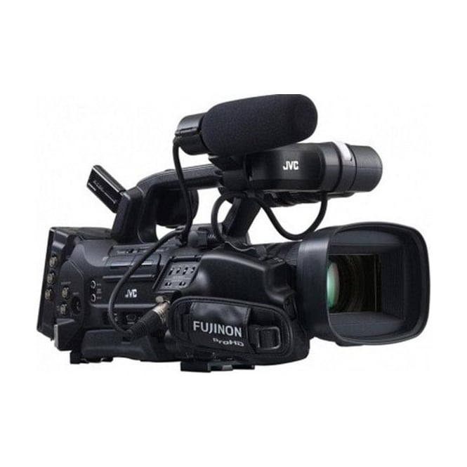 JVC GY-HM850CHE Full HD Shoulder-Mount ENG Camcorder Body Only