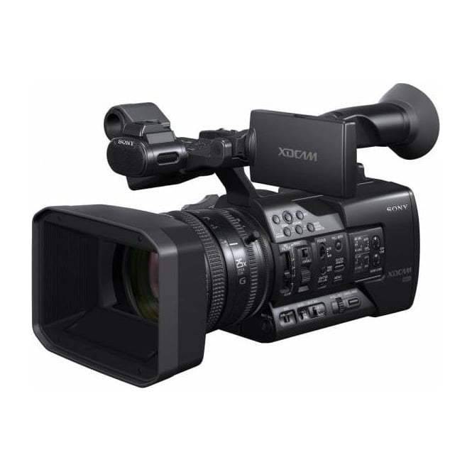Sony PXW-X160 XDCAM with 25x Zoom lens Camcorder