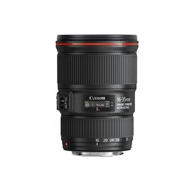Canon EF-16-35mm-f/4L-IS-USM Ultra Wide-Angle Zoom Lens